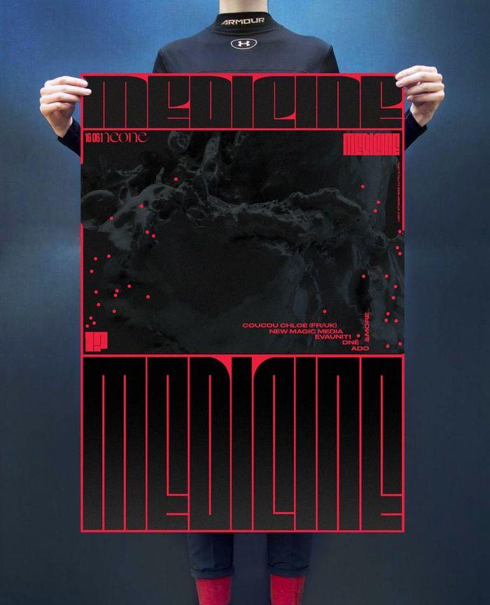 Medicine no.17 poster 3