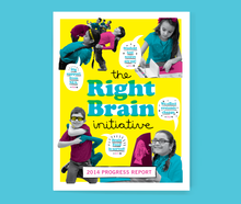 The Right Brain Initiative annual report