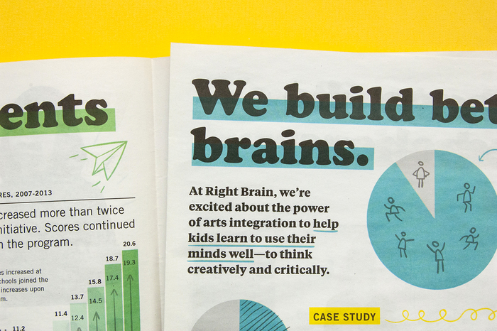The Right Brain Initiative annual report 2