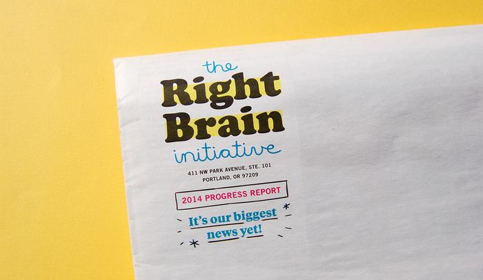 The Right Brain Initiative annual report 3