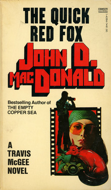 <cite>Travis McGee</cite> series by John D. MacDonald