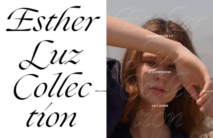 Esther Luz Lookbook 1