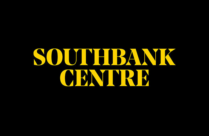 Southbank Centre Fonts In Use