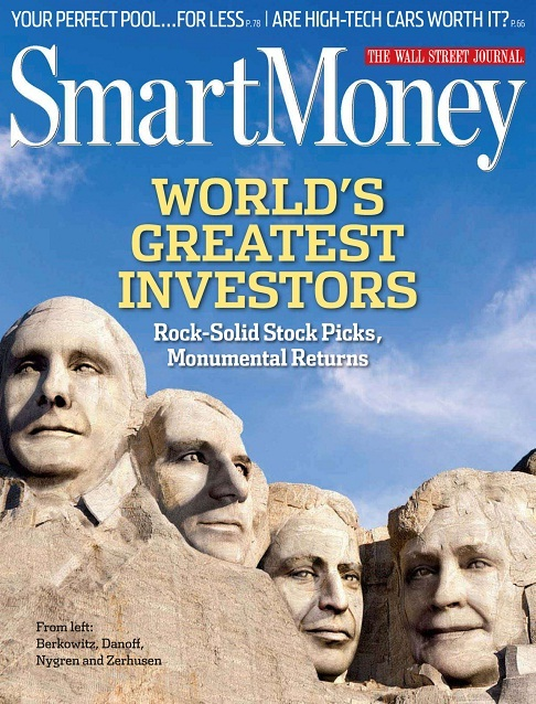 Smart Money covers 3