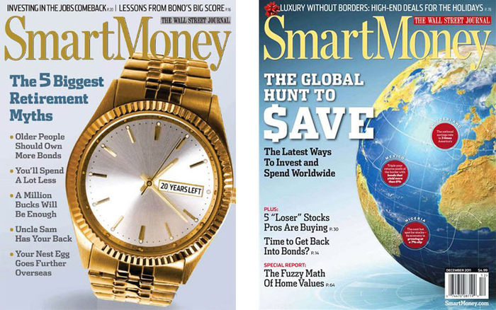 Smart Money covers 2
