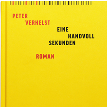 Peter Verhelst – <cite>Eine Handvoll Sekunden</cite>