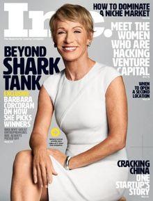 <cite>Inc.</cite> magazine, Nov. 2016
