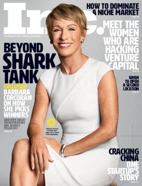 Inc. magazine, Nov. 2016 1