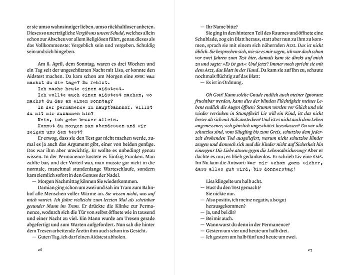 Christian Uetz – Es passierte. 2