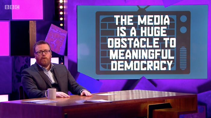 Frankie Boyle's New World Order 4