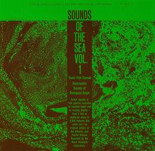 <cite>Sounds Of The Sea Vol. 1</cite>, Folkways Records reissues album art