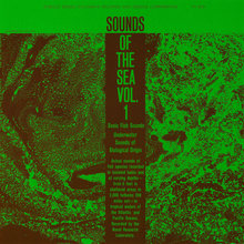 <cite>Sounds Of The Sea Vol. 1</cite>, Folkways Records reissues album art