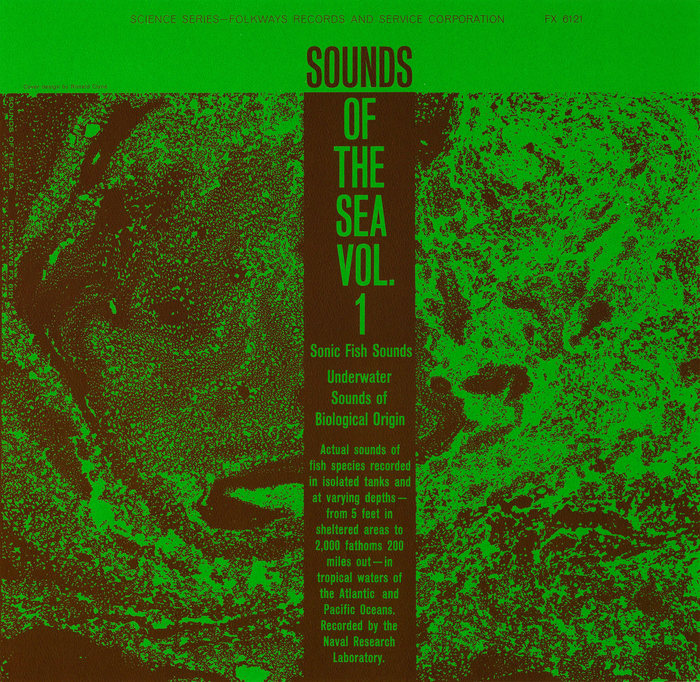 Sounds Of The Sea Vol. 1, Folkways Records reissues album art 1