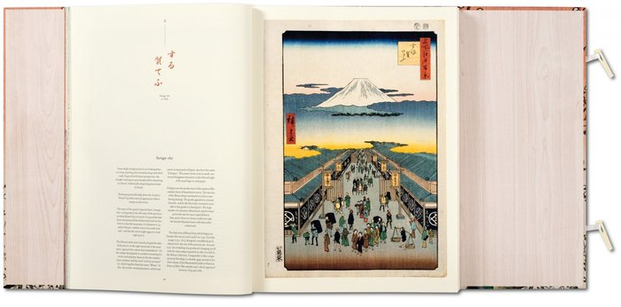 Hiroshige – One Hundred Famous Views of Edo 7