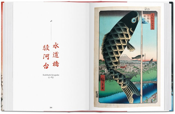 Hiroshige – One Hundred Famous Views of Edo 10
