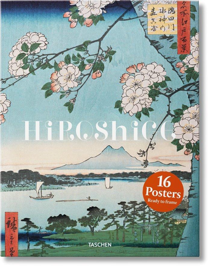 Hiroshige – One Hundred Famous Views of Edo 11