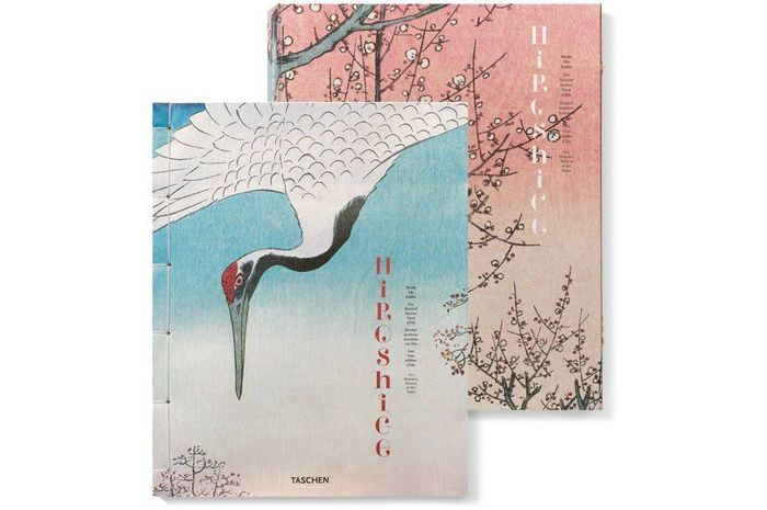Hiroshige – One Hundred Famous Views of Edo 1