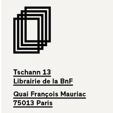 Tschann 13, Librairie de la BnF