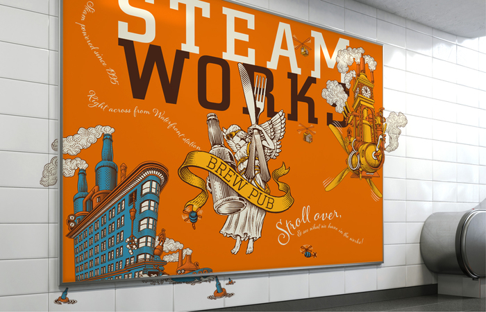 Steamworks beer 11