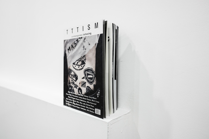 TTTism magazine, issue 1 2