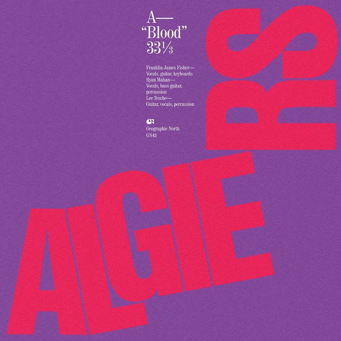 Algiers – Blood 1