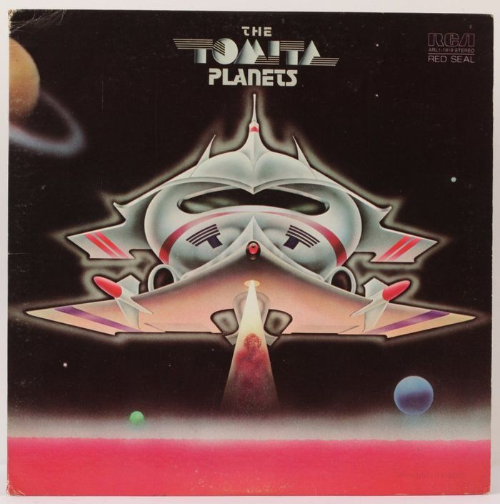 Isao Tomita – The Planets (The Tomita Planets) 1