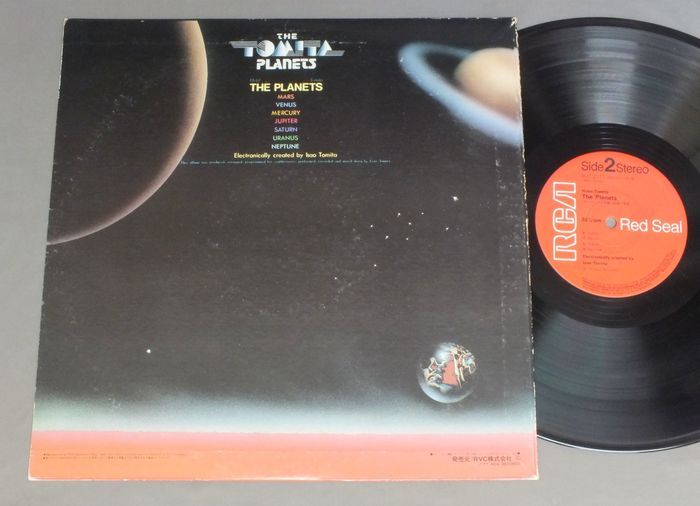 Isao Tomita – The Planets (The Tomita Planets) 2