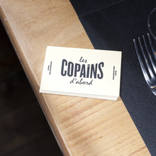 Les Copains d'abord bar-restaurant