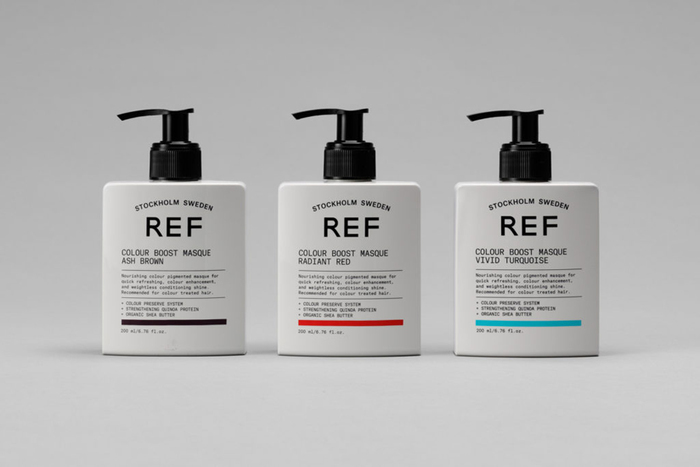 REF Hair Care 3