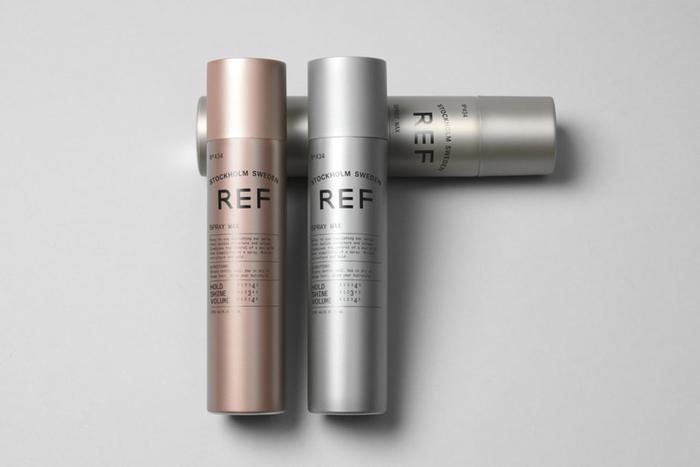 REF Hair Care 4