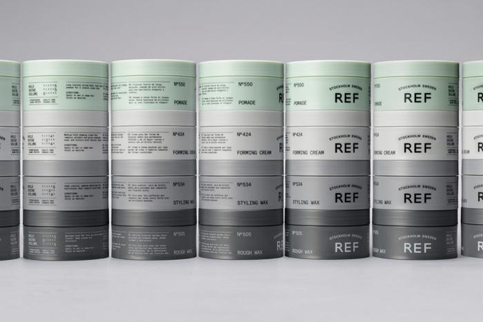 REF Hair Care 6