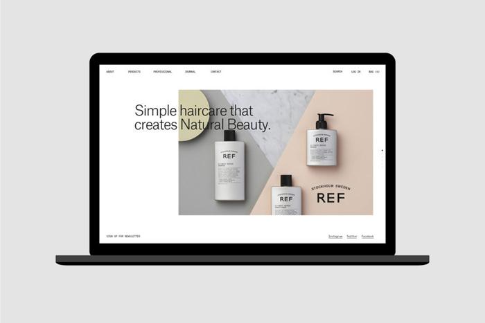 REF Hair Care 7