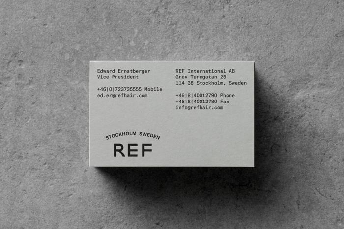 REF Hair Care 10