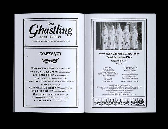 The Ghastling No 5 4