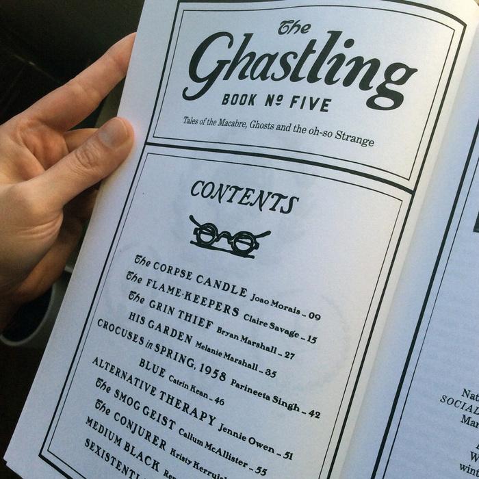 The Ghastling No 5 11