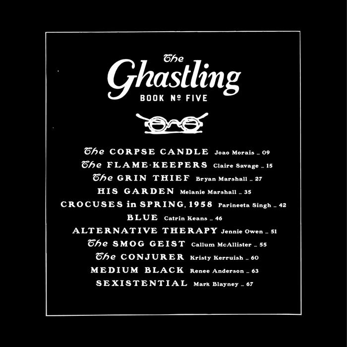 The Ghastling No 5 3