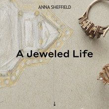 Anna Sheffield website and blog