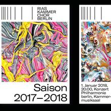 RIAS Kammerchor Saison 2017–2018