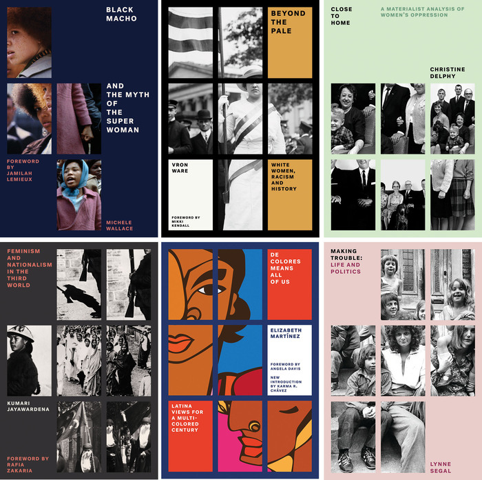 Verso Books Feminist Classics series 1