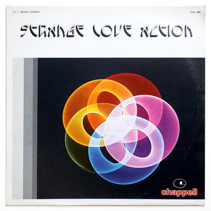 Johanna Group – Strange Love Action 1