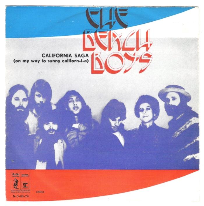 The Beach Boys (Radio Triunfo singles) 1