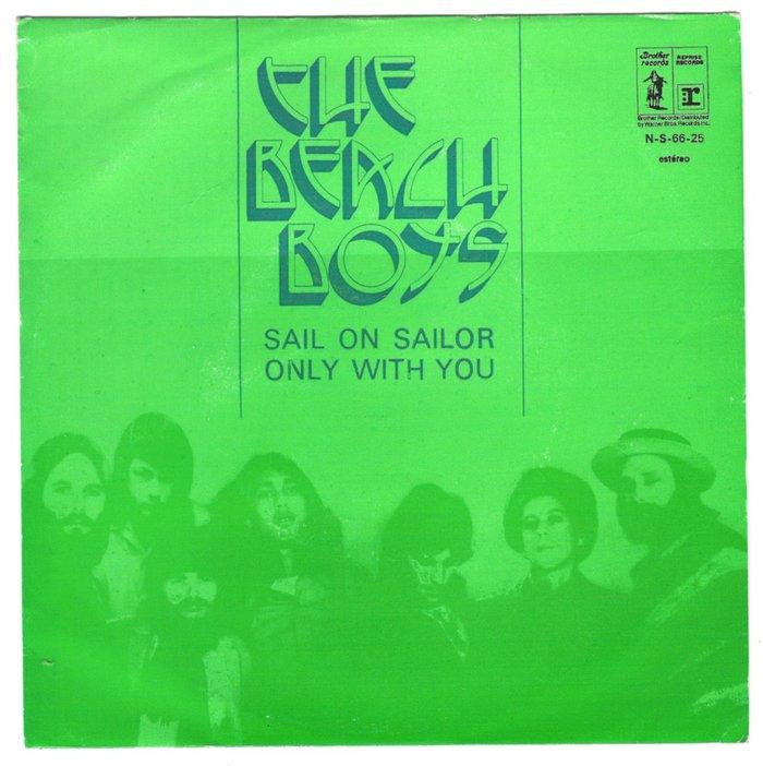 The Beach Boys (Radio Triunfo singles) 2