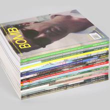 <cite>BOMB</cite> magazine (2014–)
