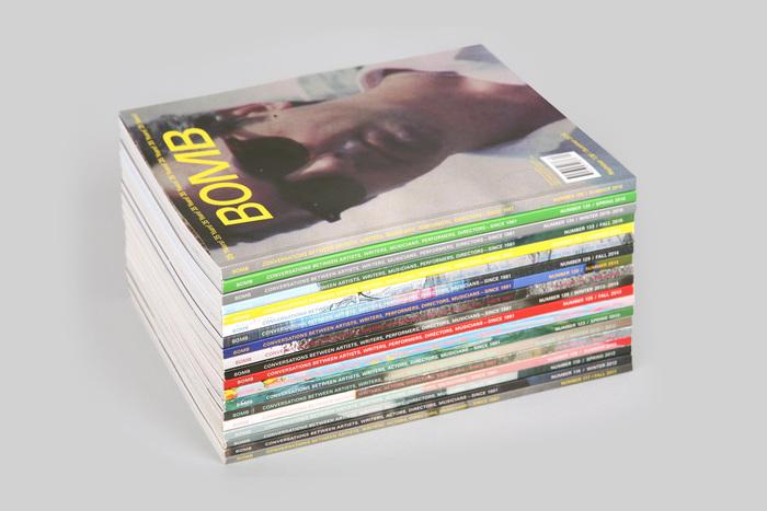BOMB magazine (2014–) 1