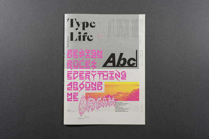 Type Life #1: Special Lab 1