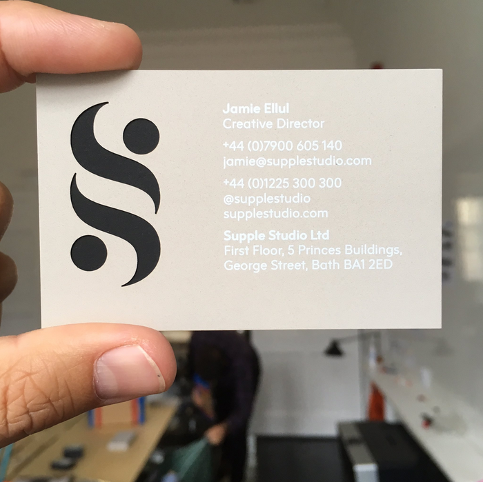 Supple Studio identity 1
