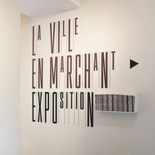La ville en marchant (exhibition)