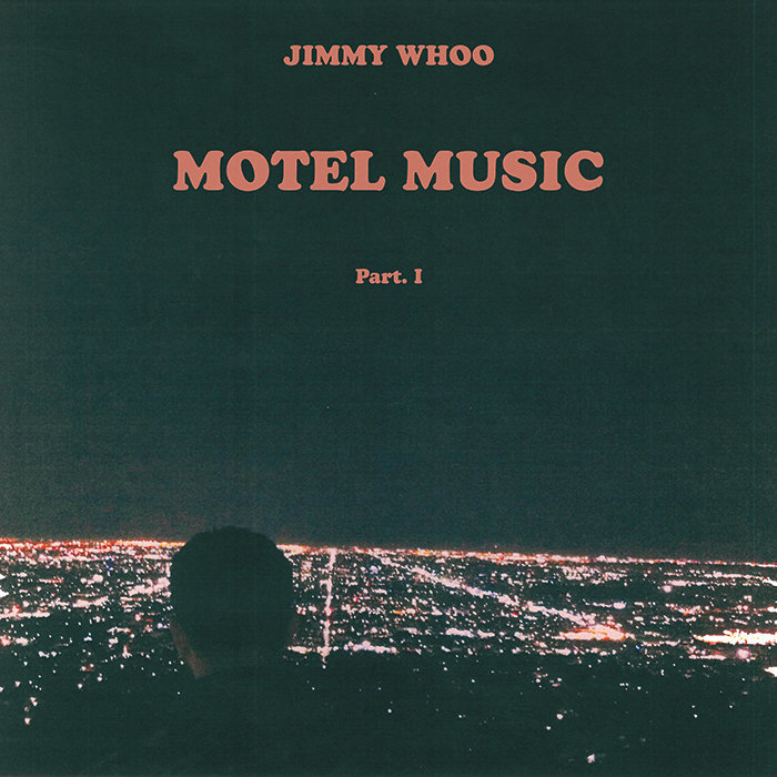 Motel Music Part. I (Zappruder, 2015). Cover by Emilie, Xavier Lecuyer, with a photo taken by Lonely Band.