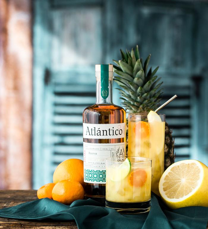 Atlántico rum 1
