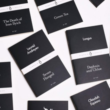 <cite>Penguin Little Black Classics</cite> series